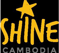 Shine Cambodia Retina Logo