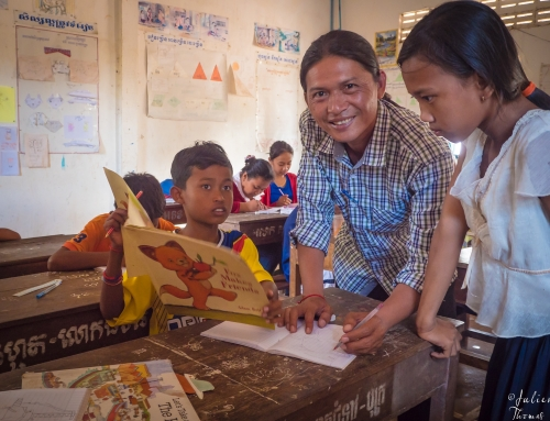 Shine Cambodia awarded charity status!