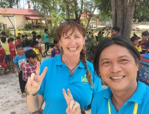 How Jamie found Shine: a Cambodian not-for-profit